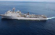 ABD çıkartma gemisi Karadeniz'e girdi