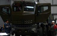Yerli zırhlı kamyon DERMAN TSK'da hizmete girmeye hazırlanıyor.