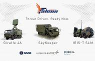 IDEX 2019: Yeni Falcon orta menzilli hava savunma sistemi tanıtıldı