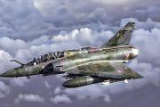 Fransız Mirage 2000'leri Çad'a Libya'dan giren araçları imha etti