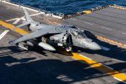 Amerikan Donanması 2028 yılına kadar AV-8B Harrier II uçaklarını hizmette tutma kararı aldı