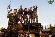 Suriye Ordusu Kuzey Hama'ya Ek Birlikler Gönderiyor