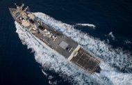 ABD Donanması gemileri yakacak lazer geliştiriyor