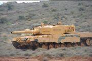 Kuzey Kıbrıs'a Leopard Tank takviyesi Yunanistan'da ses getirdi