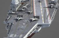 2022 itibariyle Çin'in üç uçak gemisi olacağı tahmin ediliyor