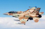 İsrail Golan Tepelerindeki Suriye Hava Savunma Sistemlerini Vurdu