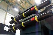 Roketsan L-UMTAS Deniz Hedeflerinde Test Edildi