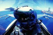 Türk savaş uçakları Yavuz'u korumaya aldı !