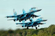 Rus Su-27'si Amerikan ve İsveç uçaklarını engelledi
