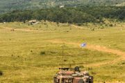 Yunan ordusu, Bulgaristan'daki NATO  tatbikatında gövde gösterisi yaptı.