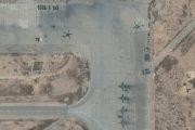Rusya Suriye merkezindeki hava üslerine uçaklarını konuşlandırıyor.