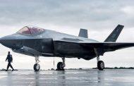 Litvanya'ya iki adet F-35 beşinci nesil savaş uçağını teslim aldı