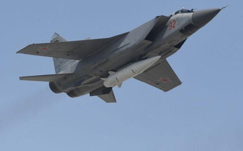 Rusya Hipersonik Kinjal Füzesini Tanıttı