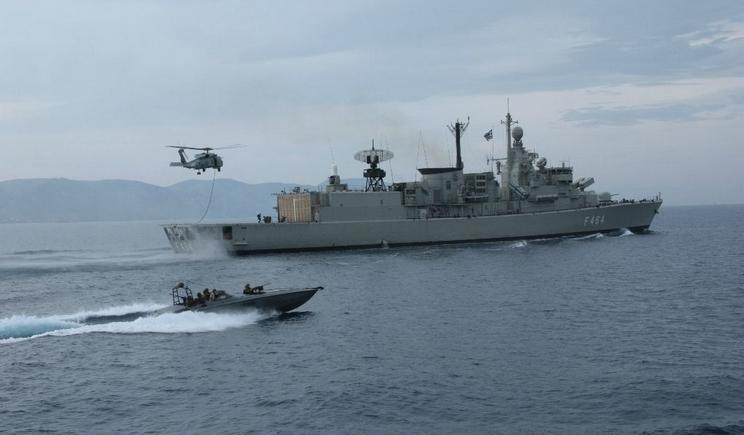 Yunanistan denizlerdeki gücünü artırmaya çalışıyor