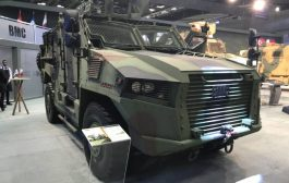 Türk Ordusu 90 VURAN zırhlı araç aldı
