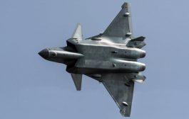 Çin: Hizmette en az 70 adet   J-20 5. nesil savaş uçağı var