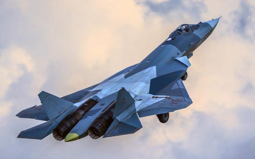 Türkiye Su-57 jeti konusunda ulusal çıkarları doğrultusunda hareket ediyor