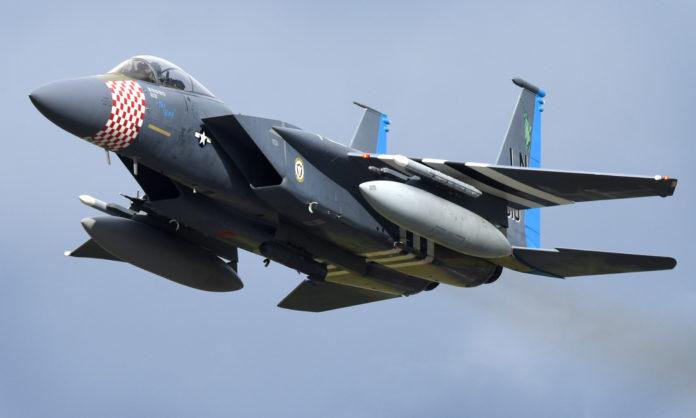 Türk F-16 uçakları Kanarya Adaları'nda