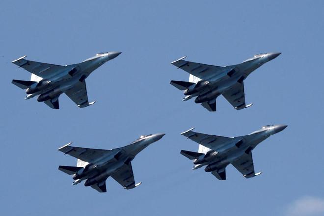 Mısır ve Rusya'dan 'Dostluk Oku-1' ortak hava tatbikatı