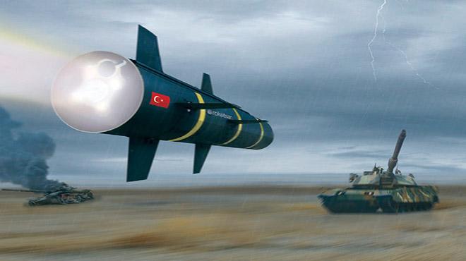 Pakistan, Türkiye'den tanksavar füze tedarik etmeye hazırlanıyor