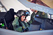 F-35 kaskında ölümcül bir hata ortaya çıktı