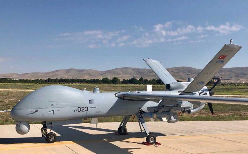 Milli insansız hava aracı ANKA, bir günden uzun süreli uçuş gerçekleştirdi.