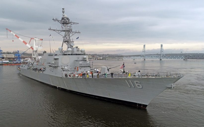 Pentagon, 13 kruvazörü emekli etti ve yeni gemi yapımına büyük kesintiler önerdi
