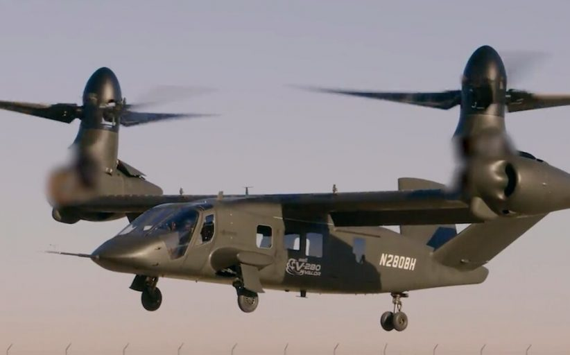 Bell V-280 otonom olarak uçuşa başladı