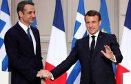 Fransa ile Yunanistan arasında savunma anlaşması