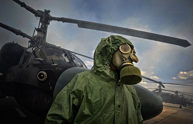Görünmeyen düşman: Biyolojik Silahlar