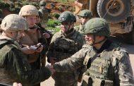 İdlib'de 2. Türk-Rus Birleşik Kara Devriyesi İcra Edildi