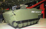 6 adet 'Kaplan STA' Kara Kuvvetleri Komutanlığı'na teslim edildi