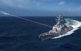 Lockheed Martin'in HELIOS Lazer Silahının ilk