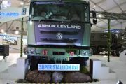 Elbit askeri araçlar için Hindistan'ın Ashok Leyland ile mutabakat anlaşması imzaladı.
