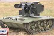 İnsansız Mini Tank Hizmete Giriyor