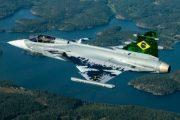 SAAB, Brezilya'da Gripen E / F uçaklarının üretimine başladı