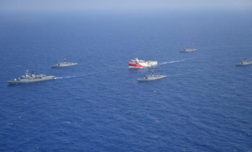 Yunanistan Savunma Konseyi'nden acil kodlu toplantı