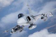 SAAB, Hırvatistan'a Gripen CD savaş uçağı teklif etti