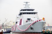 ADİK Tersanesi'nden Katar Donanması'na askeri eğitim gemisi
