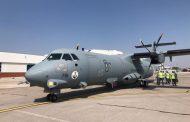 Meltem-3 projesi kapsamında deniz karakol uçağının kabul faaliyetlerine başlandı