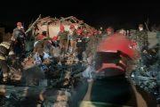 Azerbaycan:  Mingeçevir kentine atılan füzeler imha edildi