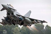 İsviçre'ye Eurofighter Typhoon için 8,1 milyar dolarlık teklif