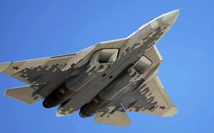 Cezayir Hava Kuvvetleri 14 adet Sukhoi Su-57 savaş uçağı tedarik edecek