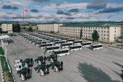 Türkiye'den, Gürcistan Ordusuna 5 milyon dolarlık hibe paketi