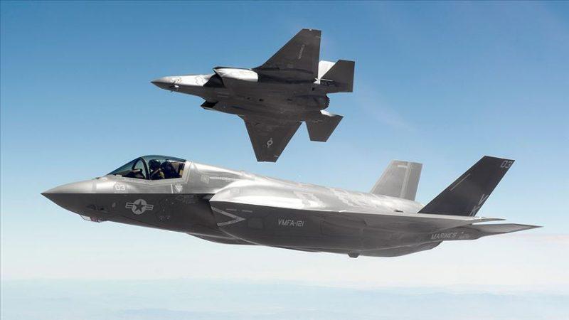 Yunanistan, F-35 için ABD'ye resmi talepte bulundu