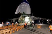 Yunanistan 4. haberleşme uydusunu fırlatıyor.