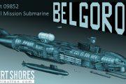 """Belgorod: Rusya'nın yeni """"süper denizaltı"""" sı"""