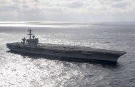 Amerika Akdeniz'e iki uçak gemisi gönderiyor