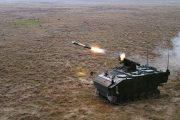 Kornet füzeleriyle donatılan  Kaplan tanksavar aracı testleri başarıyla geçti