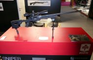 IDEF'te Türk malı çok kalibreli keskin nişancı tüfeği